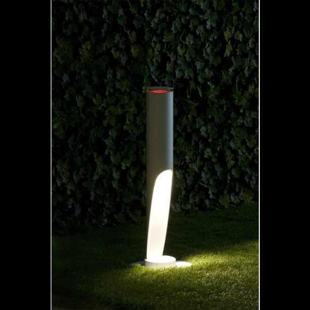 Funky outdoor lighting outdoor lighting ideas toobo outdoor floor lamp funky mozeypictures Choice Image