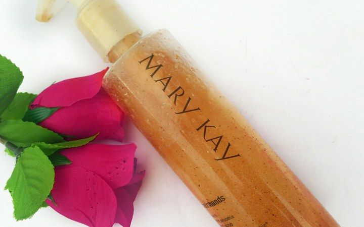 Resenha do Esfoliante para as Mãos Satin Hands da Mary Kay - Linha mãos de seda