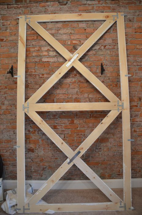 barn door tutorial