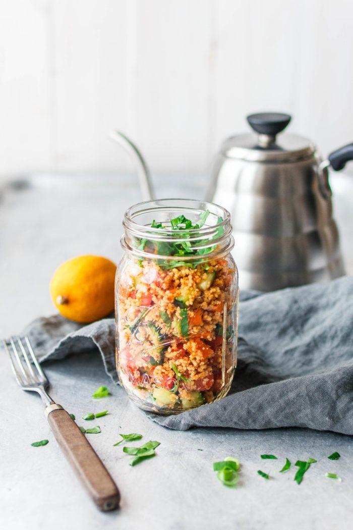 3 gesunde vegane Instant-Snacks für die Mittagspause im Büro