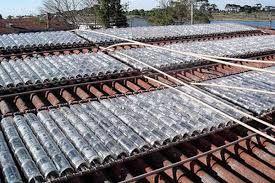 Resultado de imagen para techos con botellas plasticas