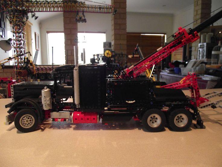 LEGO TECHNIC 8285 - TOW TRUCK