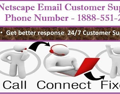 """Check out new work on my @Behance portfolio: """"#Netscape Email Customer 