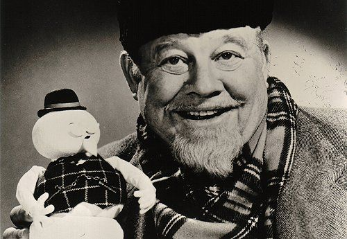 "Burl Ives Pictures | The Champion: Burl Ives ""A Holly Jolly Christmas"""