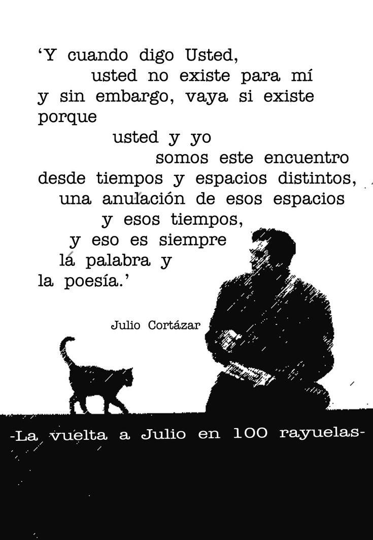 La Vuelta a Julio en 100 Rayuelas