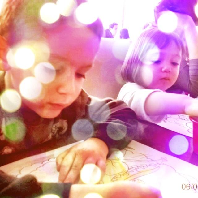 Lunch & ArtLunches, Art, Kids