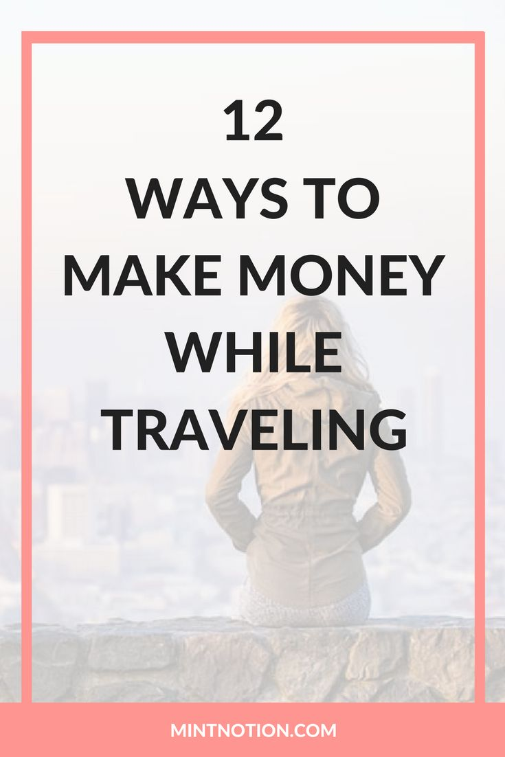 243 best budget travel images on pinterest travel hacks for Cool ideas to make money