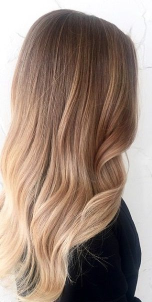 buttery blonde highlights - great blog for hair color ideas