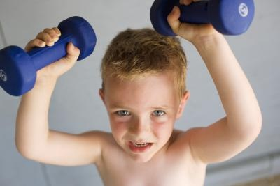 Shoulder Strengthening Exercises for Children With Erb's Palsy