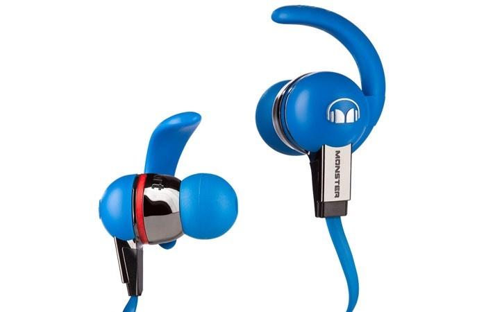 De par leur conception, les écouteurs iSport Immersion de Monster ont été conçus pour les sportifs de haut niveau et les séances d'entraînement les plus extrêmes...