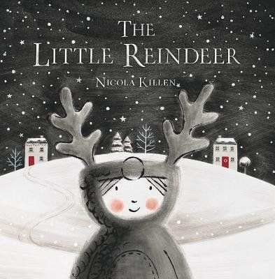 Waking up to the sound of tinkling sleigh bells, a little girl wanders outside to find a lost little reindeer.