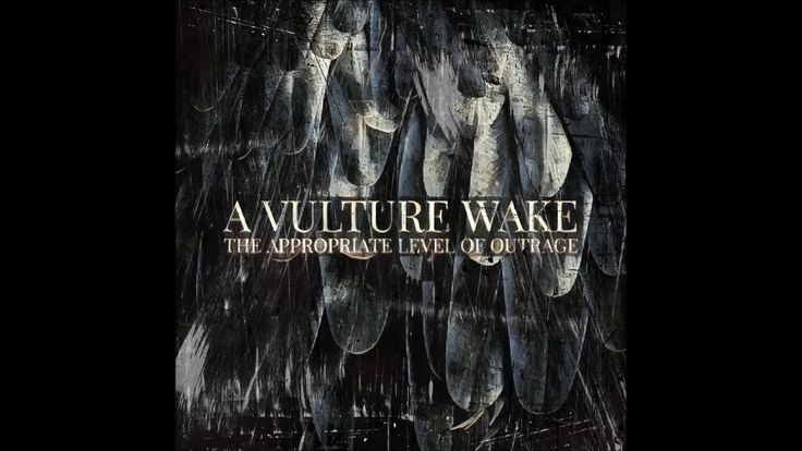 A Vulture Wake - The Appropriate Level of Outrage - full album (2018)