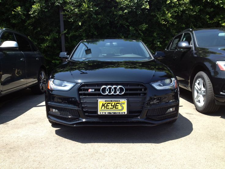 hard 2014 audi s4 prestige in brilliant black with black