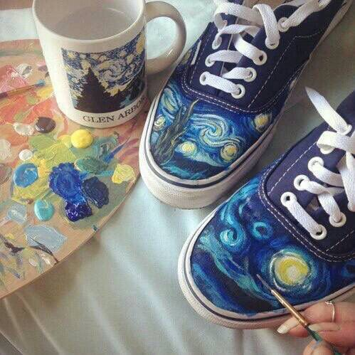 Eras make the perfect canvas.