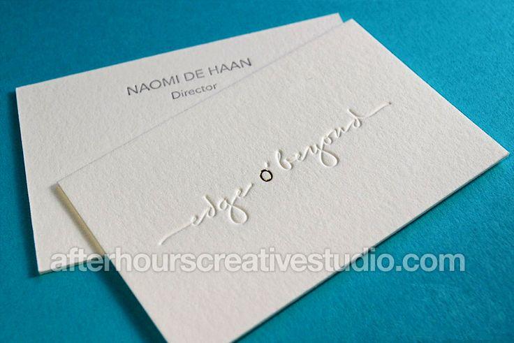 110 best business cards visitenkarten images on pinterest graph letterpress business cards 600gsm cotton buy online reheart Images