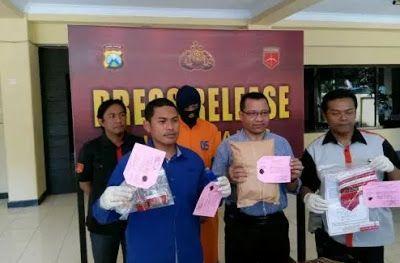 Bikin Malu Ponorogo, Warga Jabung Mlarak Ditangkap Satreskrim Polres Lumajang Karena Menipu