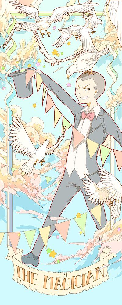 Connie   Shingeki no Kyojin #tarotcards