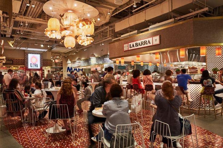 The 20 Most Delicious Things at Mercado Little Spain The