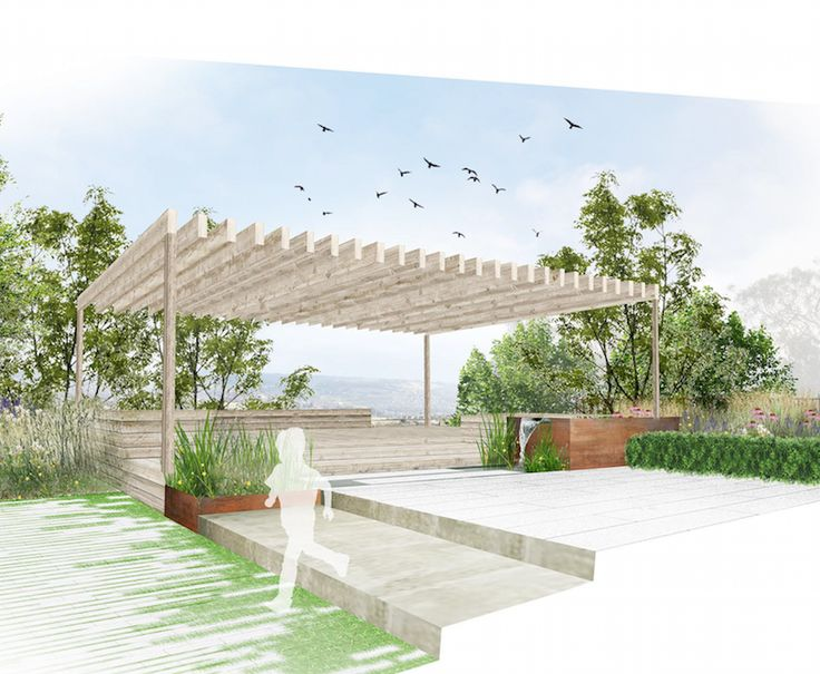 Garden by Steve Williams - finalist in the SGD Student Awards 2017
