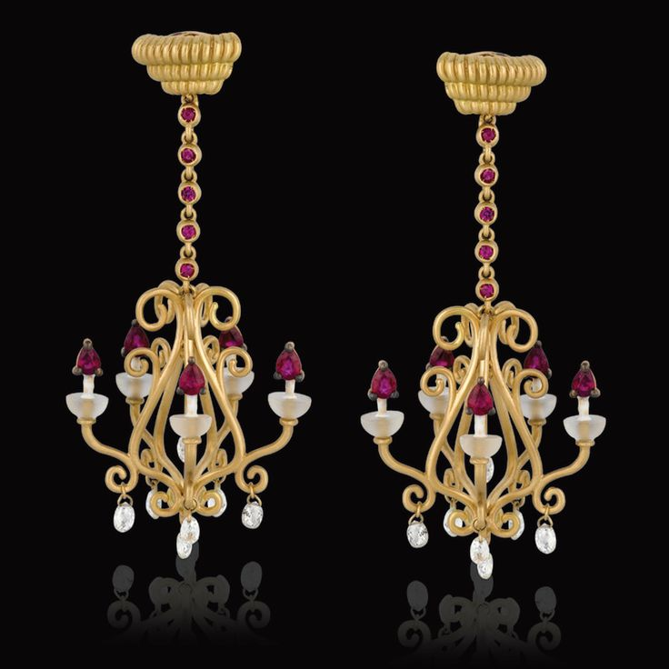32 best Earrings images on Pinterest | Jewellery, Chandeliers and ...