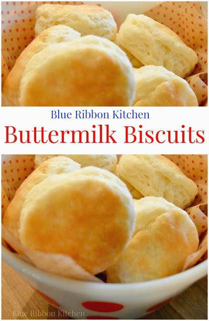 Blue Ribbon Kitchen: Biscuits On Parade.  EASY recipe for delicious buttermilk biscuits and the secret tips to making them turn out fabulous!!