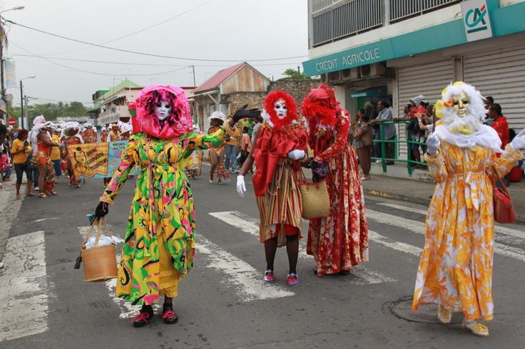 Guadeloupe carnaval