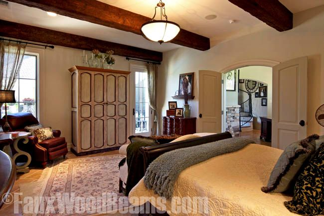 The Faux Wood Beams On The Ceiling Darling The Sincerest Form Of Flattery Pinterest