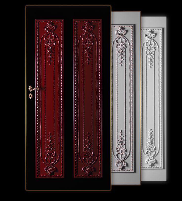 DRZWI BAROCO NATALI. Drzwi firmy Baroco idealnie nadają sie do wnetrz w stylu pałacowym i bardzo bogatym.