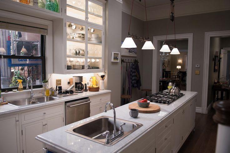 Madam Secretary Kitchen Long Skinny Kitchen Home