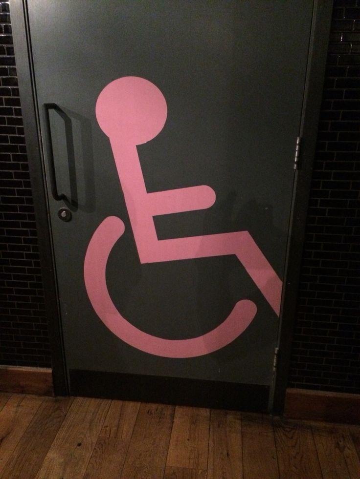 UK Brighton #jamiesitalian disabled
