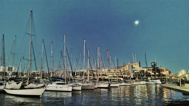 Barselona yat limanı