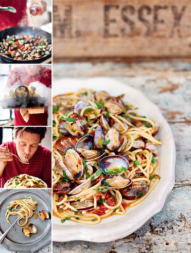 Sommersalate jamie oliver
