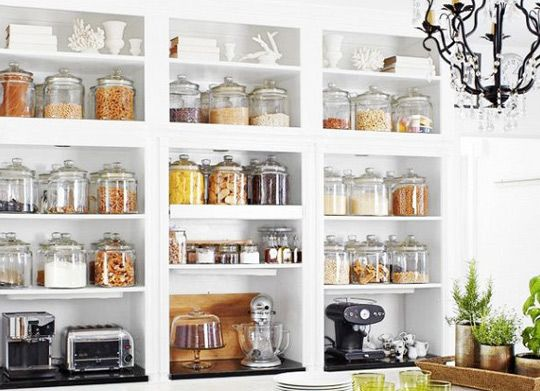 The 8 most common kitchen design mistakes jars open for Kitchen design mistakes