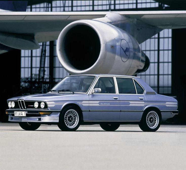 1,313 отметок «Нравится», 7 комментариев — ALPINA Automobiles (@alpinaautomobiles) в Instagram: «Throwback to 1978 when the BMW ALPINA B7 Turbo based on the 5 Series BMW was introduced and became…»