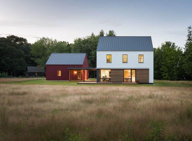 usa passivhaus but classic vernacular style would work well in irelanduk