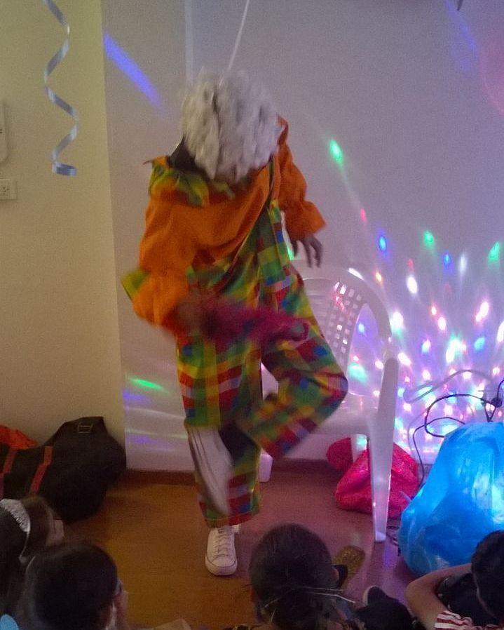 Tenemos grandiosos payasos y personajes para fiestas infantiles para CHIQUITECAS llamanos realizamos las mejores fiestas infantiles tel 3204948120 #fiestasinfantilesBogotá #fiestasinfantiles #payasos #recreacionistas #recreacion #saltarines #personajes #chiquitecas #eventosempresariales