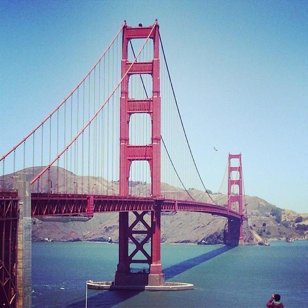 Bridge in San Francisco, CA