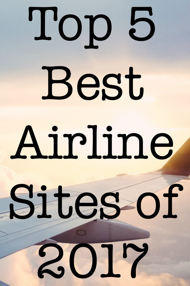 Top 5 Best Airfare Sites of 2017, in this blog post you will read my top 5 best airfare sites of 2017. Share the post if you found it useful! ~