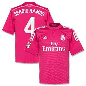 Adidas Real Madrid Away Sergio Ramos Shirt 2014 2015 Real Madrid Away Sergio Ramos Shirt 2014 2015 http://www.comparestoreprices.co.uk/football-shirts/adidas-real-madrid-away-sergio-ramos-shirt-2014-2015.asp