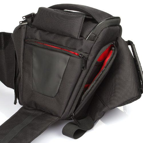 Amazon.com : Caden K3 DSLR Camera Shoulder Case Strap Bag for Canon EOS T3i 1100D 600D 300D 500D 350D 60D 7D 5D Nikon Sony Olympus Pentax : Camera & Photo