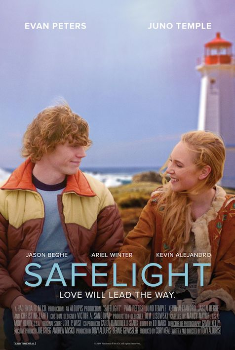 Safelight movie poster
