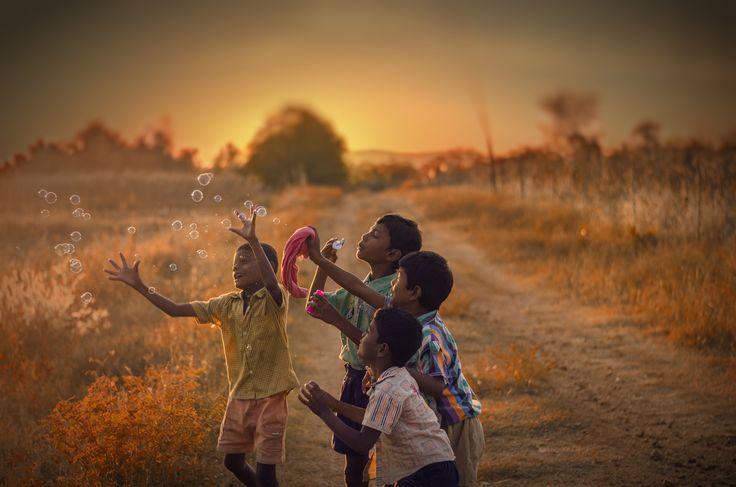 Childhood by Gajendra Kumar on 500px