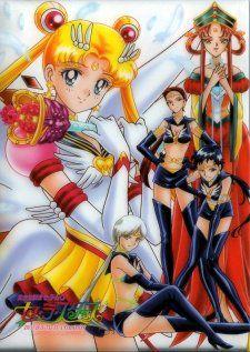 Bishoujo Senshi Sailor Moon: Sailor Stars (Ss5) - Sailor Moon Sailor Stars | Sailor Moon 5 | Thủy Thủ Mặt Trăng Phần 5