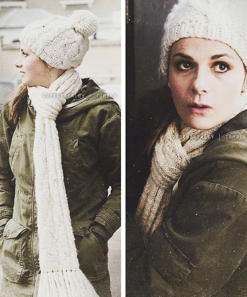 50 pictures of Louise Brealey → 8-9/50 (x)