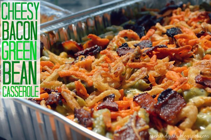 Best Green Bean Casserole | WWEW: Link Party and The BEST ...