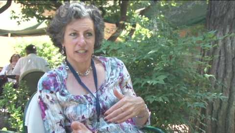 """Clip 05 - Open Paradigm Interview with Joanna Moncrieff Interview with Joanna Moncrieff filmed live at Vatican press conference. Moncrieff is a UK psychiatrist and author of """"The Myth Of The Chemical Cure: A Critique of Psychiatric Drug Treatment"""""""