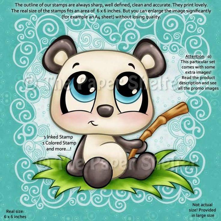 Más de 25 ideas increíbles sobre Oso panda para dibujar en