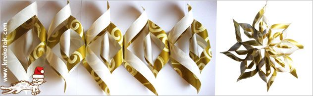 Poinsettia Paper/CHRISTMAS stars