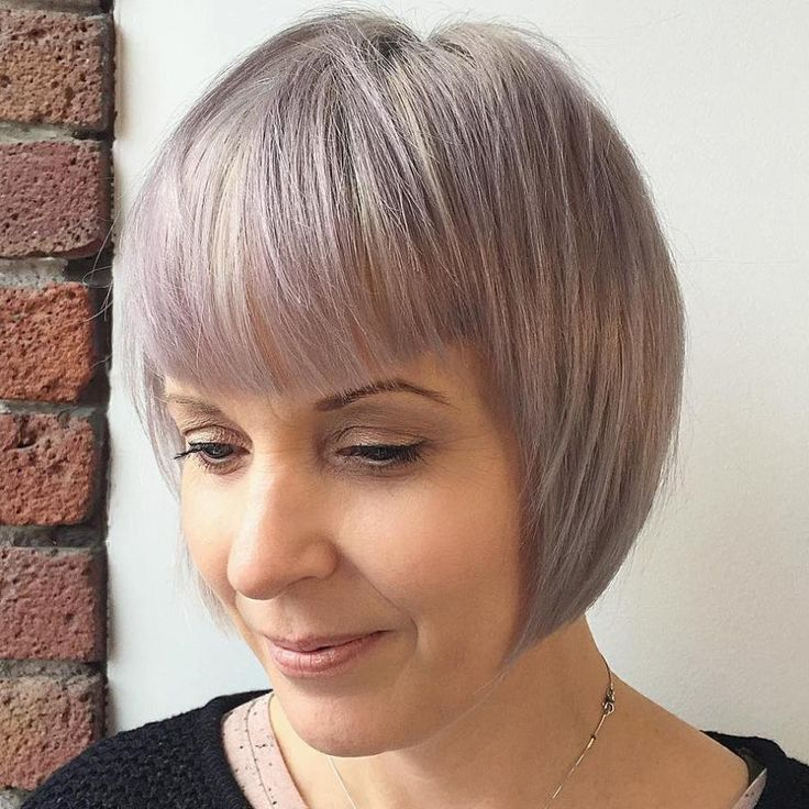 short hair styles over 40 60 most prominent hairstyles for 40 bob with 3999 | 77730e4e60da8b85b4a576ffd88a1b4d