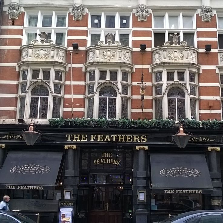 The Feathers in London, Greater London